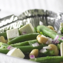 Standard aluminium food packaging
