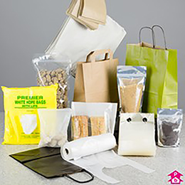 Produce & Paper Bags