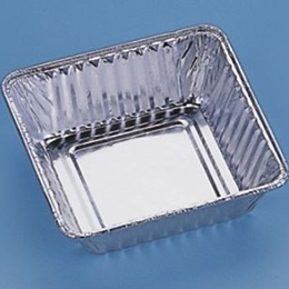 Rectangle Aluminium Foil Containers