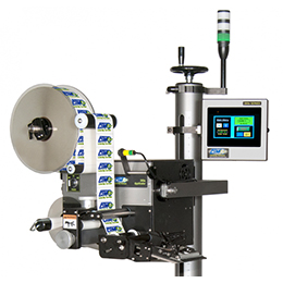 CTM Labeling Systems 360a Series Label Applicator
