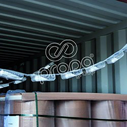 Desiccants for freight containers