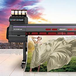 Inkjet Printer Print & Cut - UCJV300 Series