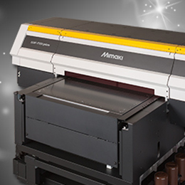 inkjet uv flatbed printer - UJF-7151 plus