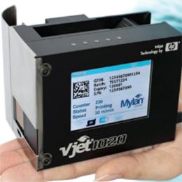 Industrial Thermal Inkjet Printer VJet 1020 Series