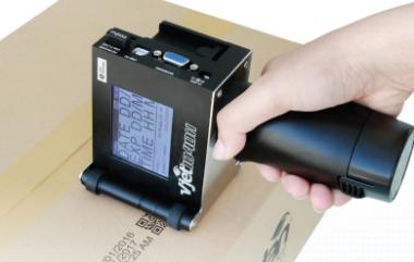 Portable Thermal Inkjet Coder VJet 1040H Series