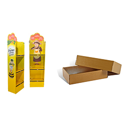 Special customised-innovative corrugated boxes
