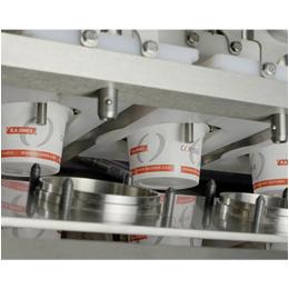 Cup Filling/Sealingsystem