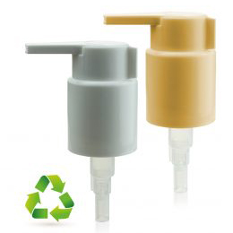 Recyclable Lotion Pumps