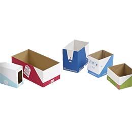 Shelf Ready Packaging