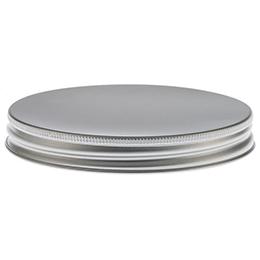 aluminium screw caps rolled edge-100mm/400