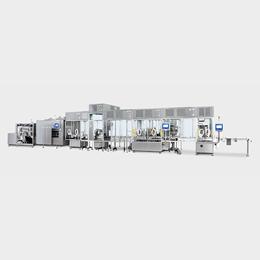 Aseptic liquid filling solution