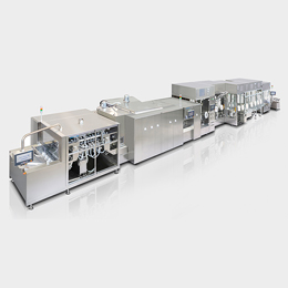 Aseptic powder filling solution