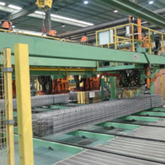 Mesh sheet Strapping machines