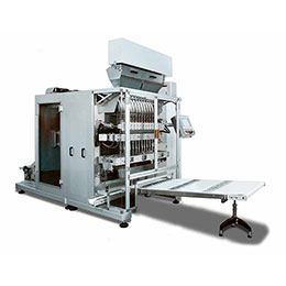 Vertical Multiline Stickpack Machine