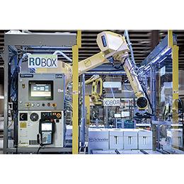 ROBOX FEATURES