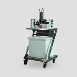 Automatic deblister machine