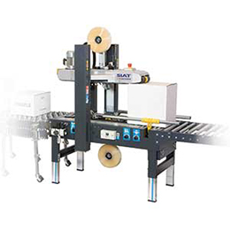 Adjustable Semi-Automatic Case Sealers