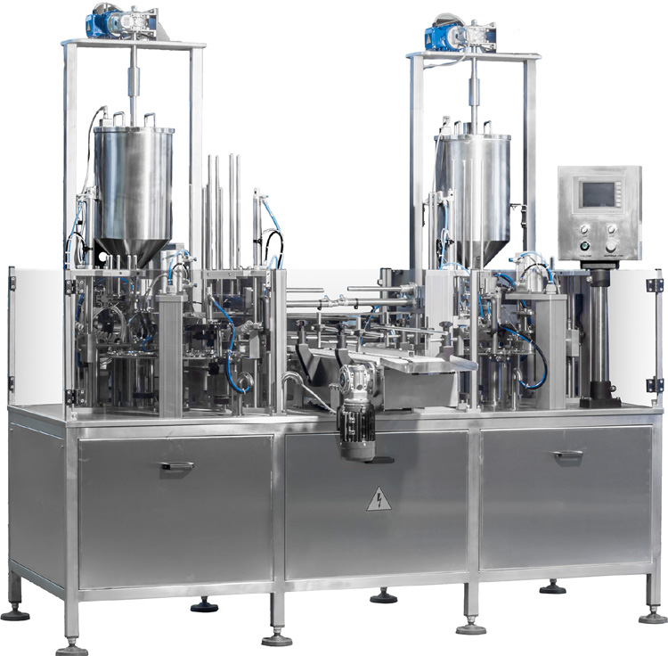Liquid & Paste Filling Machine