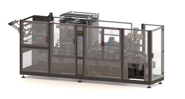 Customized Packaging Machine