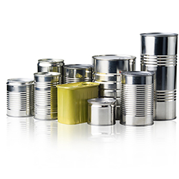 METAL CONTAINERS