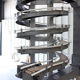 Simpli-Flex® HD Spiral Elevator