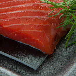 Antibacterial absorbent pads for fish & seafood