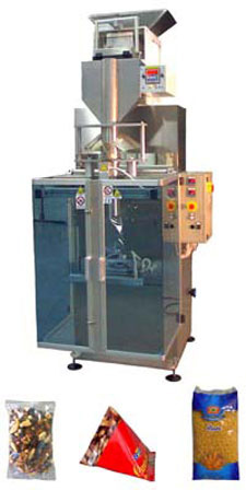 Vertical fill & sealing machine