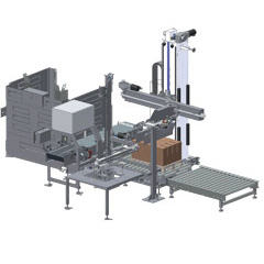 Automatic Palletising Systems