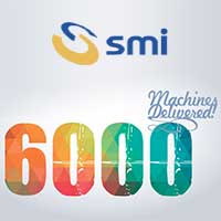 We have delivered 6,000 machines!