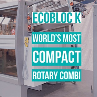 ECOBLOC K World\'s Most Compact Rotary Combi