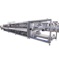 Secondary packaging machines