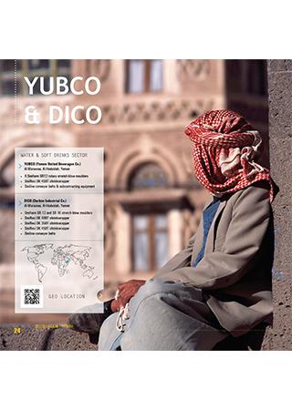 YUBCO & DICO - Yemen