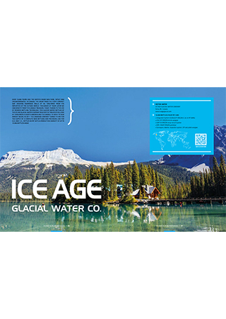 Ice Age Glacial Water Company - Canada