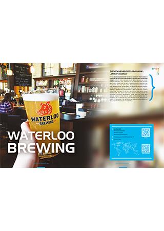 Waterloo Brewing - Canada