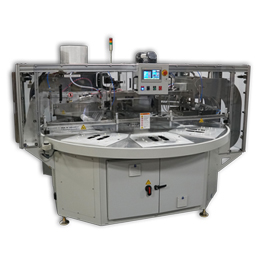Fully Automatic Eight-station Stretch Pak Machines