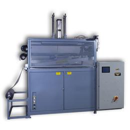 Semi-Automatic Vacuum Forming Machines