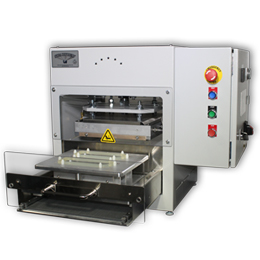 Tabletop Manual Shuttle Medical & Pharmaceutical Packaging Machines