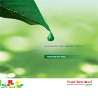 Newest Sun Chemical Sustainability Report Highlights the Environmental Footprint of its Suppliers