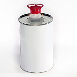 1 litre white/plain berg