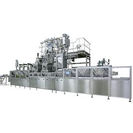 TFA-aseptic thermoforming machine