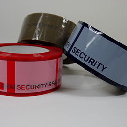 Packaging Security Tape