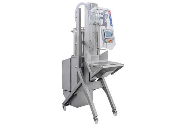 Semi-automatic filling machine F-600