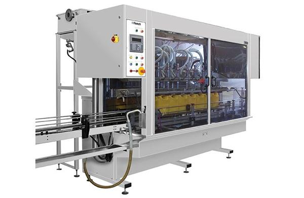 Masterfil volumetric filling machine
