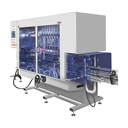 Masterfil Flowmeter filling machine