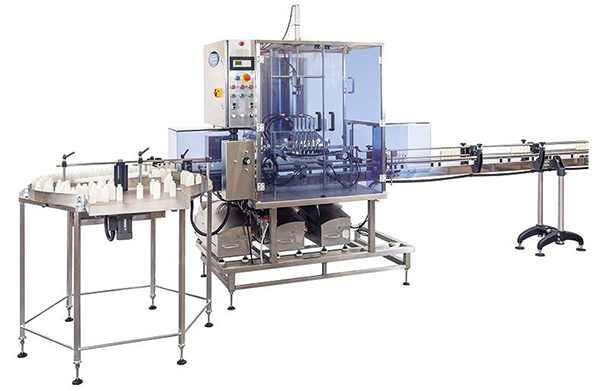 Automated Liquid Filling Machine - Response Automation Base