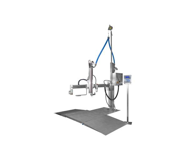 Masterfil Weigh Scale Boom Filling Machine