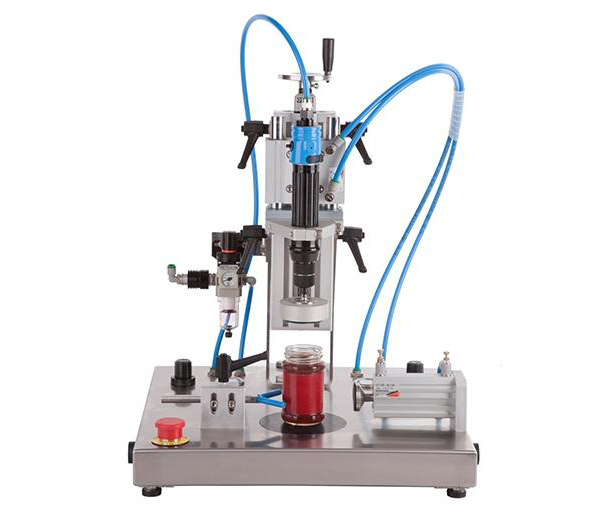 Pneumatic Capping Machine