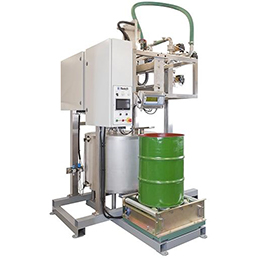 Drum Decanting Machine