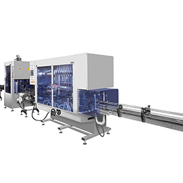 Turnkey Packaging Lines - Complete liquid Filling Machine
