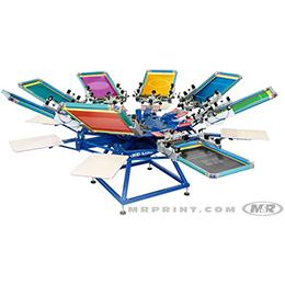 CHAMELEON® Manual Screen Printing Press